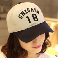 帽子 女 网红同款时尚韩版潮户外运动新品男女士情侣鸭舌帽 防晒字母遮阳帽子