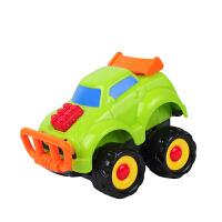 【当当自营】宝乐童益智越野吉普玩具车无需电池按压启动Jeep仿真模型玩具赛车1877