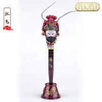 送外国人的中国特色礼物中国风特色京剧摆件民间手工艺纪念品出国小礼品送老外礼物