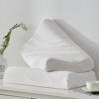单人儿童乳胶枕巾枕头套防水宿舍乳胶枕橡胶枕记忆枕枕套40×60