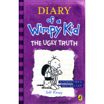 Diary of a Wimpy Kid #5 The Ugly Truth 小屁孩日记5:丑陋的真相(英国版,平装)ISBN9780141340821