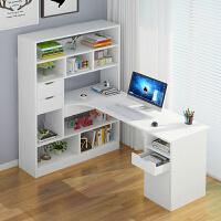 亿家达 电脑台式桌 简约家用办公桌卧室简易写字台经济型写字桌子