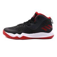 Adidas阿迪达斯 男鞋 2018新款ROSE高帮耐磨运动篮球鞋 CQ0206