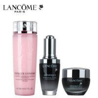 LANCOME/兰蔻 小黑瓶护肤品套装三件套(粉水200ml+肌底液50ml+眼膜霜)