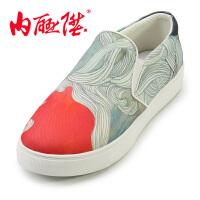 女鞋男鞋情侣款春秋国漫大鱼海棠北京布鞋DY6106