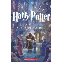 哈利波特与魔法石 英文原版  Harry Potter and the Sorcerer's Stone ISBN=9780545582889 哈利波特与魔法石