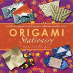 Origami Stationery Kit: [Origami Kit with Book, 80 Papers,