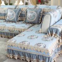 欧式沙发垫四季通用沙发套罩全包套沙发巾全盖防滑坐垫子加厚