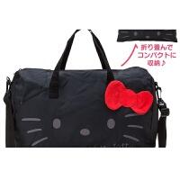 可爱美乐蒂 布丁狗 kt 便携旅行包 折叠行李袋 购物袋世帆家SN3252 中