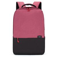 ?男女士商务背包电脑包15.6寸笔记本双肩包14寸时尚韩版大学生书包?