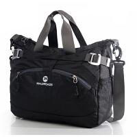 户外单肩包运动斜挎包男女款休闲旅行背包手提袋 20L