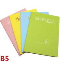 韩国文具 阅读摘记本 文科 理科 课堂读书笔记 中 小学生读书记录本子