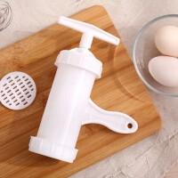 多功能塑料压面机家用手动塑料压面条机厨房用压面器