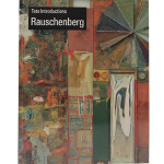 英文原版 Tate Introductions Robert Rauschenberg 艺术书籍