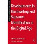 【预订】Developments in Handwriting and Signature Identificatio