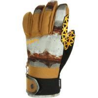 滑雪手套 青少年儿童 防保暖滑雪分指手套
