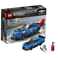 【当当自营】乐高LEGO 赛车系列 75891 雪佛兰卡罗ZL1赛车
