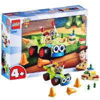 【当当自营】乐高LEGO 玩具总动员4 伍迪和玩具车 10766