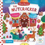 【中商原版】胡桃夹子 英文原版 First Stories:The Nutcracker