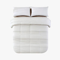 当当优品棉花双人加大冬被 全棉双层纱新疆棉花被芯220x240cm被子 玉石源(驼)