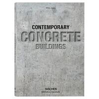100座现代混凝土建筑 100 CONTEMPORARY CONCRETE BUILDINGS 英文建筑设计书籍