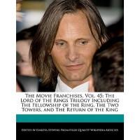 【预订】The Movie Franchises, Vol. 45: The Lord of the Rings Tri