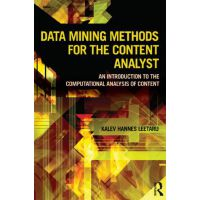 【预订】Data Mining Methods for the Content Analyst: An Introdu