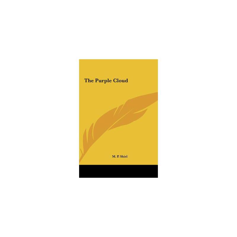 【预订】The Purple Cloud 预订商品,需要1-3个月发货,非质量问题不接受退换货。