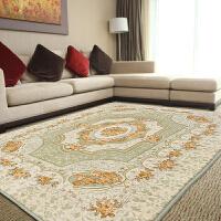 地毯客厅欧式茶几防滑 卧室满铺沙发前现代简约珊瑚绒地垫 可机洗