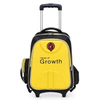 ? 儿童拉杆箱万向轮旅行箱包行李可爱卡通箱?