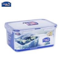 乐扣乐扣塑料保鲜盒储物盒HPL815D密封盒子1.1L 饭盒便当盒