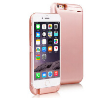 PONY iphone6背夹电池 苹果6s充电宝专用移动电源充电宝手机壳4.7