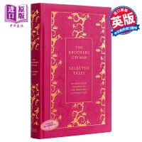 【中商原版】皮革经典系列 格林童话 英文原版 英文经典文学 Selected Tales Brothers Grimm
