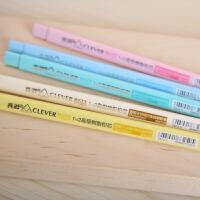 新款真彩学生树脂铅芯0.5mm很长2B 自动铅笔替芯 171007活动笔芯