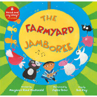 The Farmyard Jamboree(A Barefoot Singalong)在农场(书+CD)ISBN978