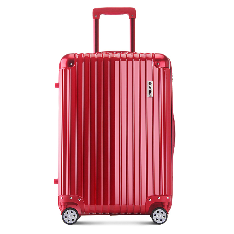 【可礼品卡支付】osdy时尚新品拉杆箱26寸旅行箱男女通用行李箱A929全新升级配置单品,耐磨升级大轮设计更贴心