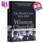【中商原版】英文原版The World Crisis 1911-1918