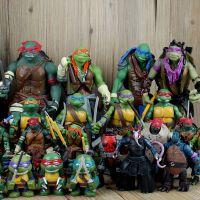 大号忍者神龟 儿童玩具公仔手办模型