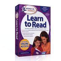 自然拼读迷上语音学与读幼儿园4级Hooked on Phonics Learn to Read L4