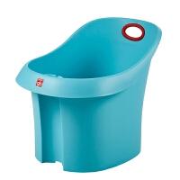 gb好孩子儿童洗澡桶宝宝浴桶可坐大号加厚 泡澡沐浴桶用品YP600