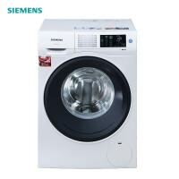 西门子(SIEMENS) XQG90-WM12U4600W 9公斤 变频 全触控面板 加速洗 节能洗 滚筒洗衣机