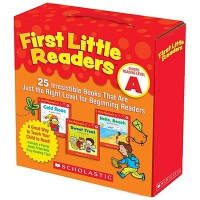 First Little Readers: Guided Reading Level A: 25 Irresistib