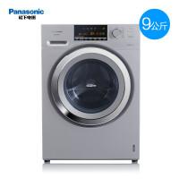 松下(Panasonic) XQG90-E9A2T 9公斤大容量家用全自动变频滚筒洗衣机