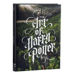 【中商原版】哈利波特设定集 英文原版 The Art of Harry Potter Titan Books 哈利波特