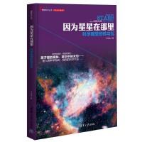 【新书店正版】因为星星在那里:科学殿堂的砖与瓦 理解科学丛书卢昌海清华大学出版社9787302400660