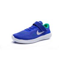 【到手价:284.5元】耐克新款童鞋中童透气舒适休闲跑步运动鞋833991-404 蓝色