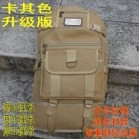 c大容量户外旅行包帆布包双肩背包男女包加大行李背囊电脑包