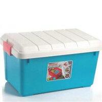 圣强 汽车收纳箱盒后备箱置物箱车载整理箱车用品汽车后备储物箱