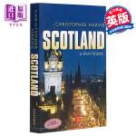 【中商原版】苏格兰简史 英文原版 Scotland: A Short History Christopher Harv