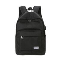 韩版简约男士旅行包背包双肩包女初中生中学生书包男时尚潮流出差手提包休闲商务包